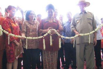 Menkes Resmikan Poliklinik Kusta Terpadu di RS Kusta Dr Sitanala
