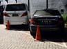 Ini dia empat mobil mewah milik Ahmad Fathanah yang disita KPK. Ramses/detikFoto.