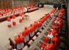 Di Kapel Sistina ini pula, para kardinal pemilih akan mengambil keputusan untuk memilih penerus Paus Benediktus XVI. Reuters/Osservatore Romano.