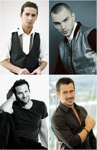 10 Aktor Terseksi di 2013 yang Laris Bintangi Film Box Office 1