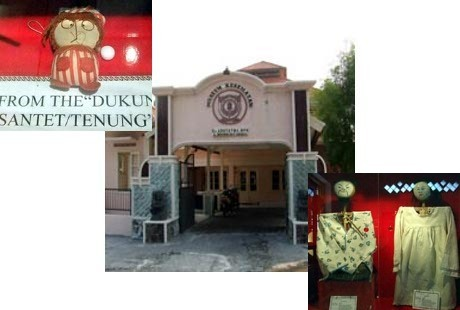 Hii.. Bukti Adanya Santet Ada di Museum Kesehatan Surabaya