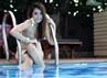 Menurut Cinta, tubuhnya adalah aset yang harus dijaga dalam berkarier di dunia entertainment.