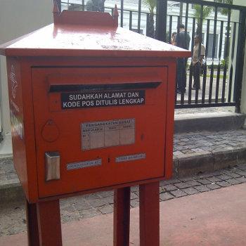 Pt Pos Masih Ada 400 Bis Surat Yang Beroperasi Di Jakarta