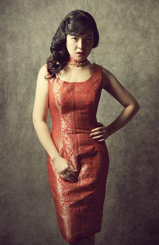 Foto: Tina Toon Tampil Seksi dan Elegan 3
