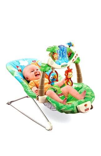 5 Pilihan Bouncer untuk Membantu Bayi Lebih Tenang 4