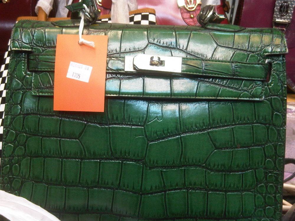 Tas Hermes Abal-abal di Tanah Abang Made in China