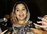 Ayu mengaku menjadi korban Ahmad Fathanah. Lamhot Aritonang/detikFoto.