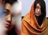 Maharany Suciono adalah mahasiswa yang pertama kali muncul. Ia ditangkap bersama Fathanah. (Rengga Sancaya/detikFoto)