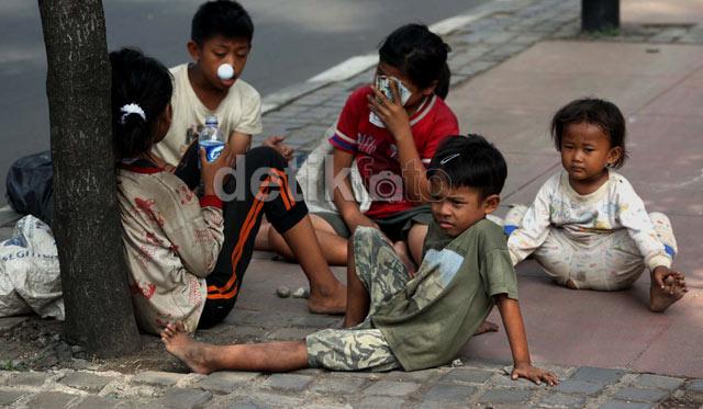 Nasib Anak Jalanan di Ibu Kota