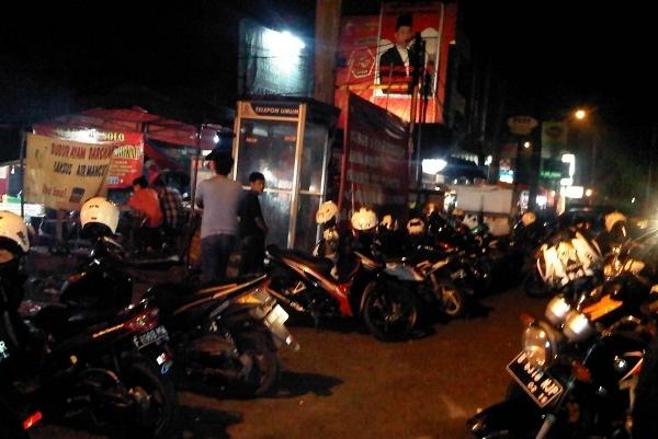 Malam Minggu Di Bogor Paling Pas Ke Taman Air Mancur