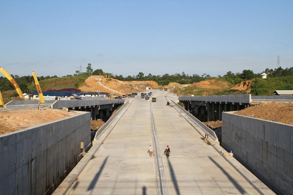 Jalan Lintas Lampung Timur