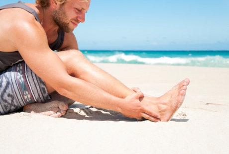 Otot Tendon Putus, Sudah Operasi Tapi Kaki Masih Sakit
