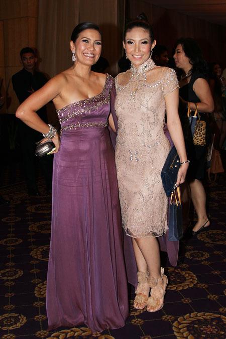 Becky & Ayu Dewi