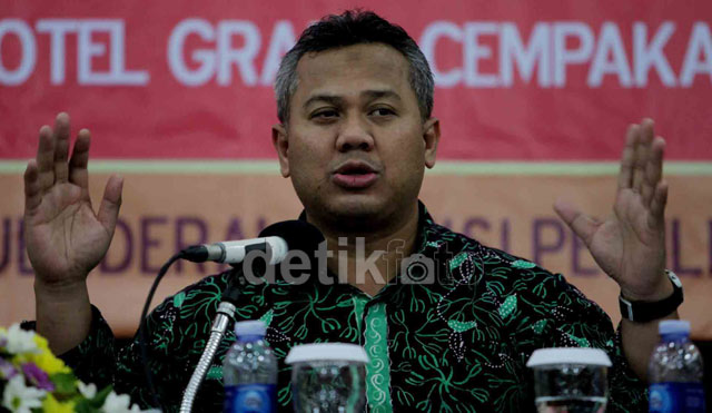 KPU Bocorkan Desain Kertas Suara Pemilu 2014