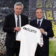 \Ancelotti Akan Jadikan Madrid Tim yang Utuh Lagi\