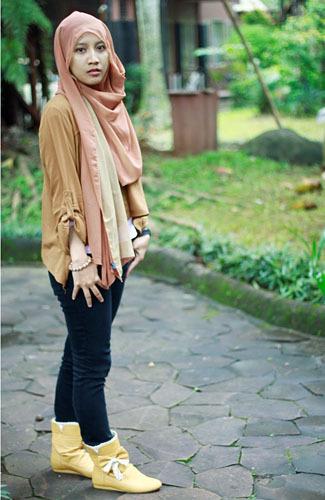 Hijab Hunt 2013 Diary Gaya Hijabers Terbaik Hari Ini 8