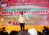 Keluarga besar Melia Sehat Sejahtera menggelar buka puasa bersama di Istora, Senayan, Jakarta. (Ama).