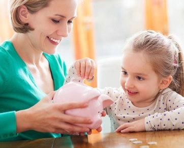 5 Langkah Mendidik Anak agar Mau Menabung Sejak Dini