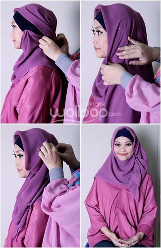 6 Inspirasi Gaya Hijab Stylish untuk Tampil Istimewa di
