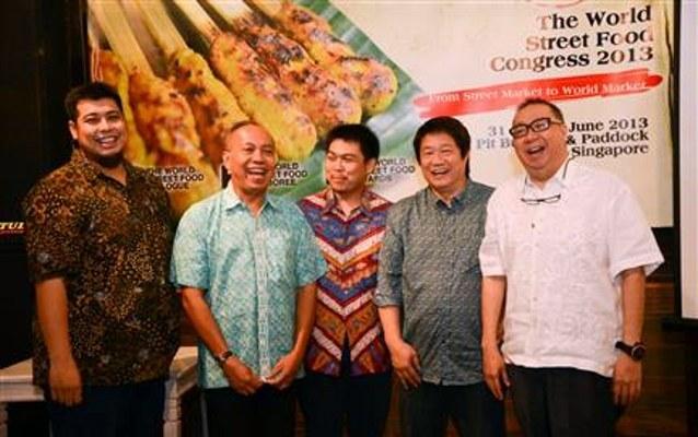6 Usaha Kuliner Indonesia Raih World Street Food Award 2013