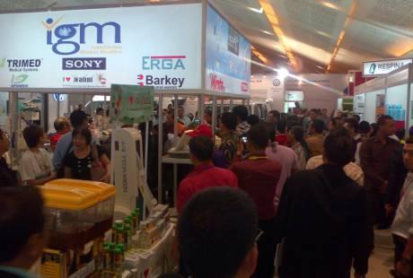 Kenali Kemajuan Teknologi Kesehatan Buatan Indonesia di Indo Medica Expo 2013