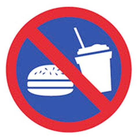 Tidak Membawa Makanan Dan Minuman Ke Ruang Konser