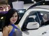 Hyundai Santa Fe 4 WD merupakan kendaraan type SUV yang dapat menampung 7 orang penumpang dengan bantuan mesin berkapasitas 2.2 L Common Rail Direct Injection namun dapat menghasilkan maximum power 197 PS di 3.800 rpm dan maximum torque 445 Nm pada 1.800-2.500 rpm yang dibantu oleh Technology Variable Geometry Turbo (VGT).