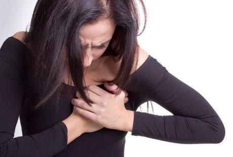 Wanita Muda yang Mengeluh Dada Kiri Sakit Seperti Dicubit