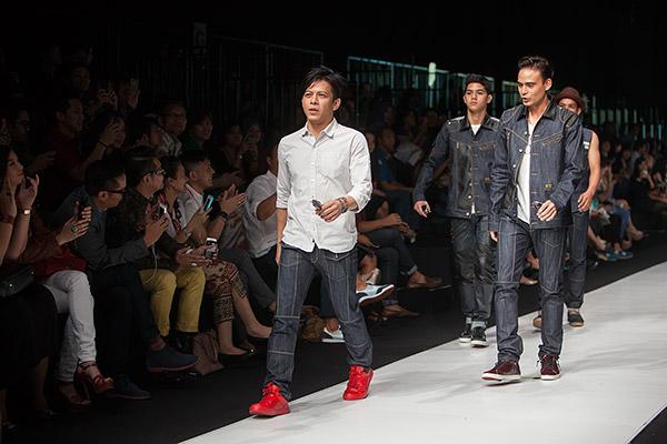 Foto: Musisi Menjadi Desainer di Jakarta Fashion Week 2014