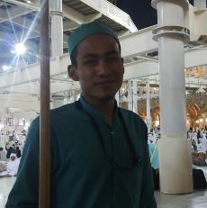 Kisah Rukmadi, Pemuda Lebak yang Menjadi Petugas Kebersihan Masjidil Haram