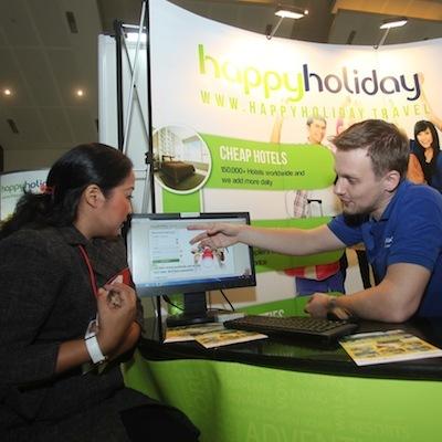 Bisnis Online Travel di Indonesia Baru Tergarap 12%