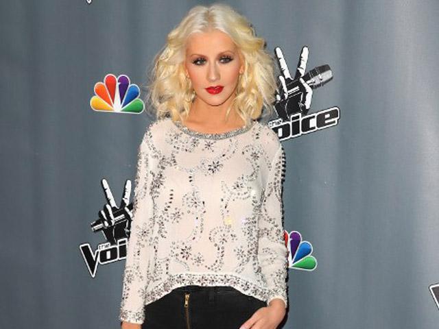 Christina Aguilera Makin Montok