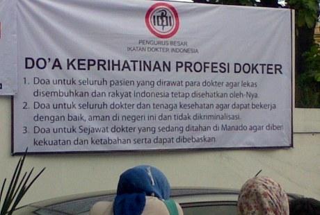 IDI Tegaskan Tak Dukung Rencana Mogok Dokter Terkait Kasus dr Ayu