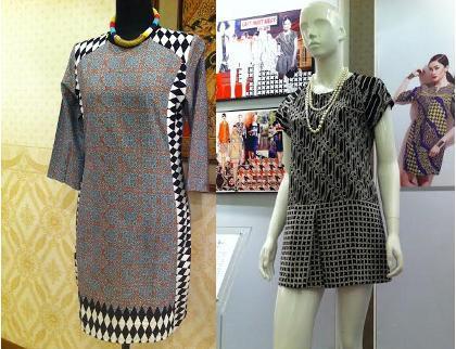 Hadi Buat Batik Jadi Lebih Modern dengan Paduan Motif Houndstooth