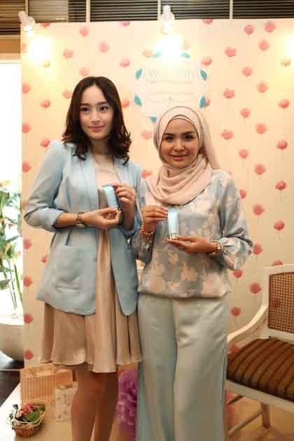 Miranda dan Tatjana Saphira Jadi Wajah Terbaru Wardah Cosmetics
