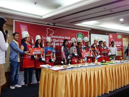 Sekolah Lentera Indonesia Menangi Kompetisi Memasak oleh Meat and Livestock Australia
