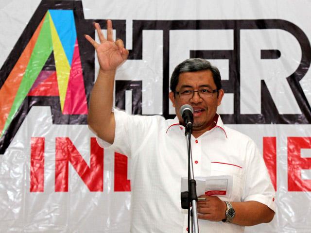 Deklarasi Aher for President