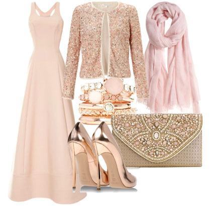 Hijab Style Tips Tampil Glamour Ke Pesta Pernikahan 2