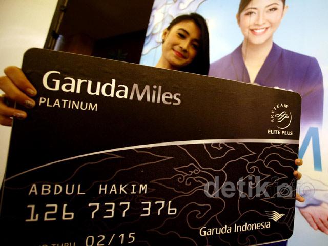 Garuda Indonesia Luncurkan Garudamiles