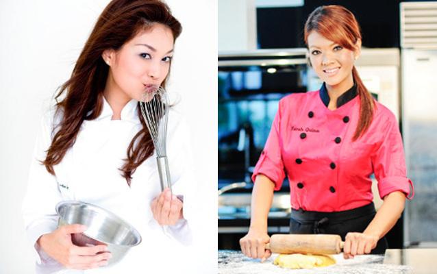 8 chef wanita yang terkenal cantik dan seksi di indonesia 1