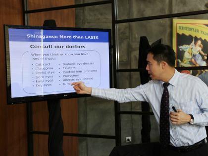 LASIK Xtra, Metode LASIK Baru dari Singapura untuk Sembuhkan Kerusakan Mata