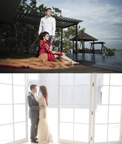 Inspirasi Foto Pre-Wedding dari 9 Selebriti Indonesia 1