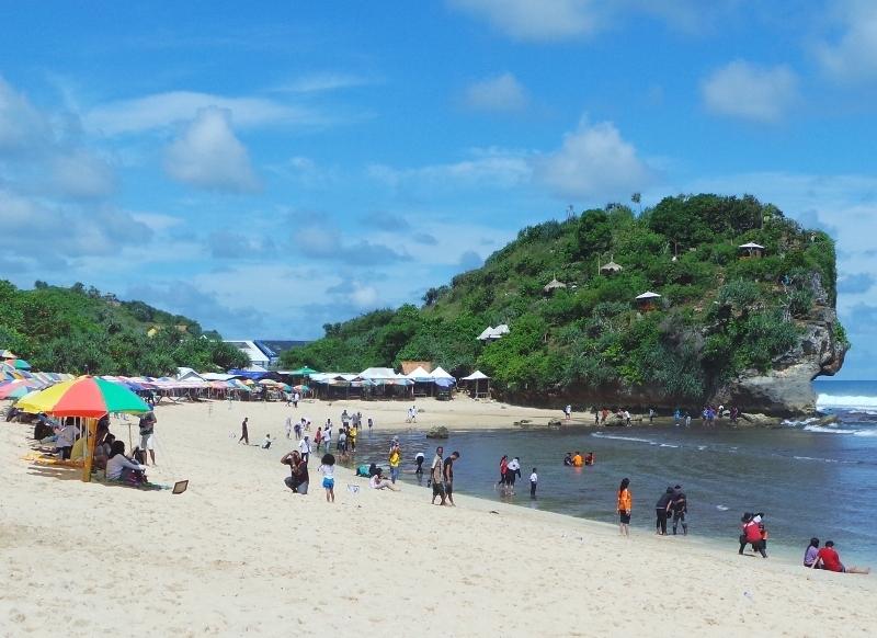 Pantai di Gunungkidul yang Cocok Berdasarkan Kepribadian