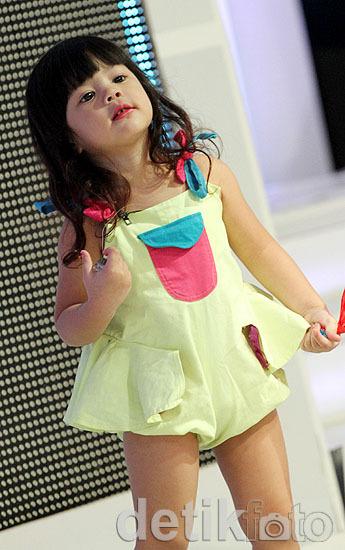 Shafeea Ahmad, 3 Tahun, Perempuan