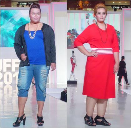 Foto: Ketika Wanita Bertubuh Ekstra Jadi Model Busana Plus Size 1