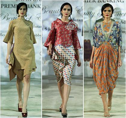 Koleksi Terbaru Batik Danar Hadi Kolaborasi dengan 3 Desainer Ternama