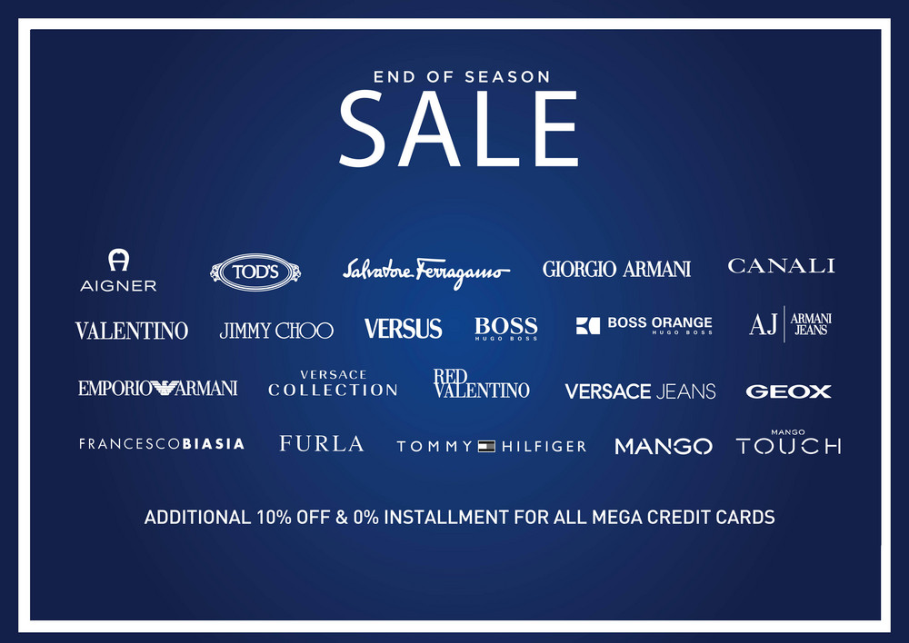 Salvatore Ferragamo End of Season Sale