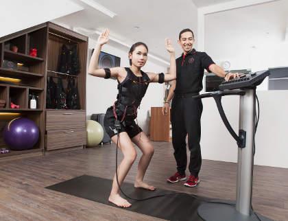 Manfaat Olahraga Dengan Ems Membentuk Otot Sampai Kurangi