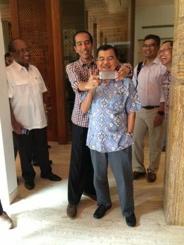 Prediksi Susunan Kabinet Jokowi-JK Versi Indo Barometer