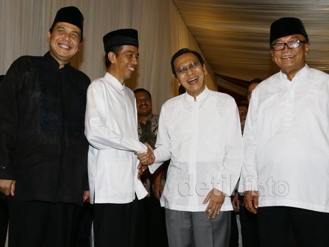 Kelompok Relawan Deklarasikan Dukungan untuk Jokowi-CT di 2019